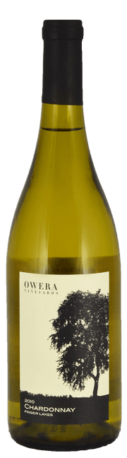 Chardonnay 2013 - wine bottle