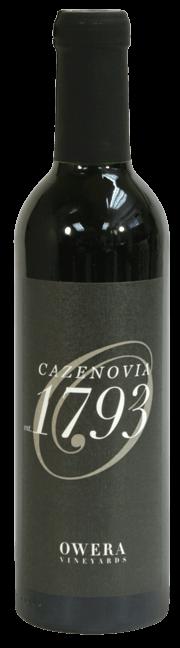 Cazenovia 1793 - wine bottle